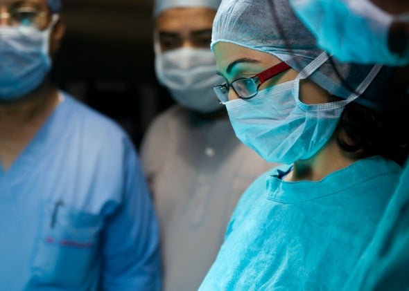 Female Surgeons Are Still Treated as Second-Class Citizens