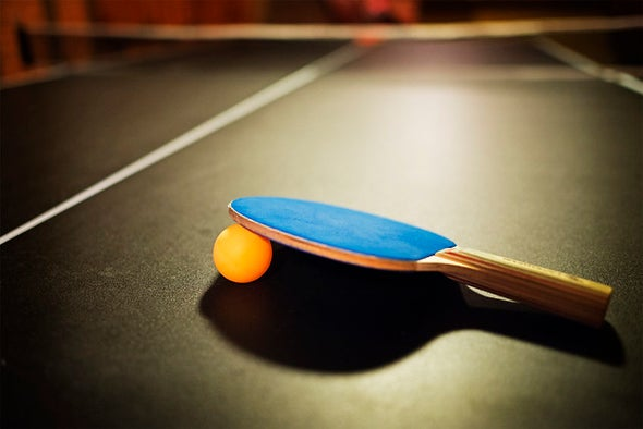 Ping-Pong for Introverts