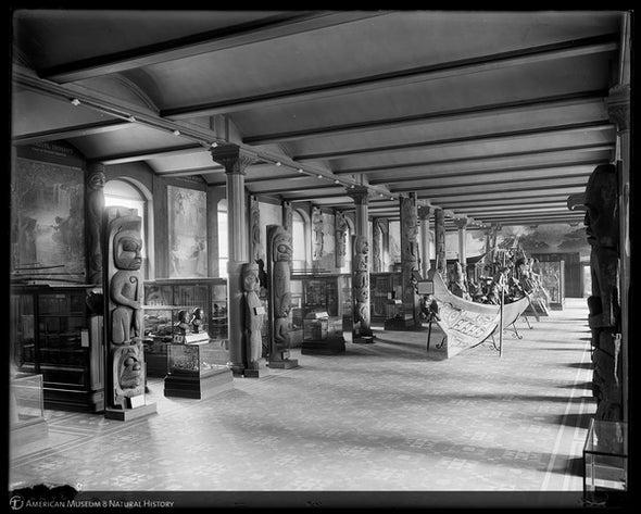 AMNH's Historic Northwest Coast Hall to Undergo Significant Restoration