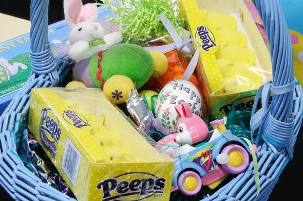 What's the Meaning of Easter Baskets?