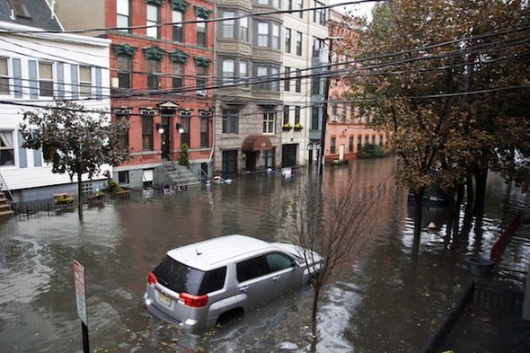 How Cities Can Protect Themselves from Rising Waters