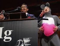 The IgNobels, 2013! Playing opera to your mice.