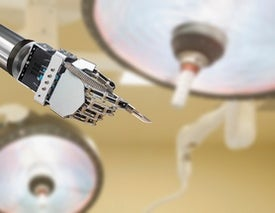 The Surgical Singularity Is Approaching