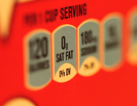 Judging Food By Its Cover: Nutrition Labels Are One Area Where Consumer Is Not King