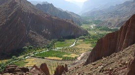 Protecting a Hidden Treasure of Central Asia