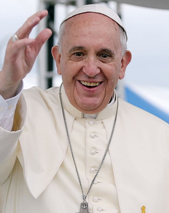 """Pope Francis, Jimmy Carter and the """"Greatest Threat to Peace"""""""
