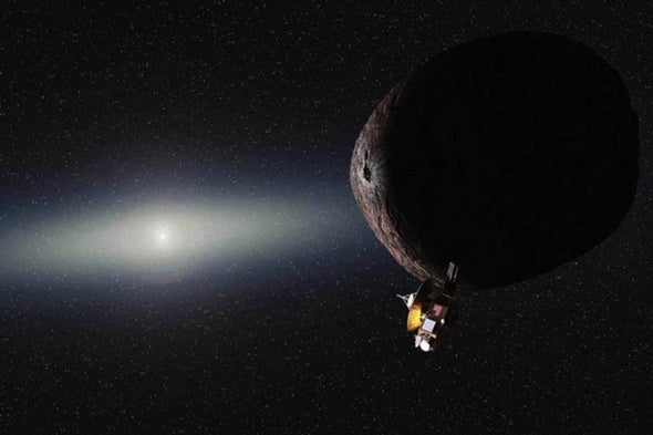 A New Billion-Mile Journey for New Horizons