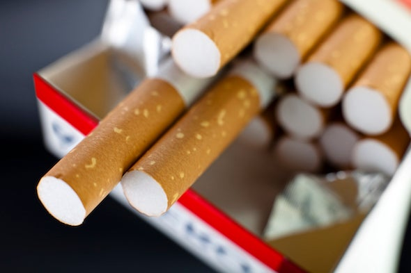 No, <i>The Economist,</i> 1 Day in Beijing Is Still Not Equal to Smoking 40 Cigarettes