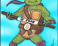Teenage Mutant Ninja Journal! Celebrating an Open Access Birthday