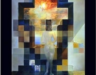 Dali masterpieces were inspired by Scientific American