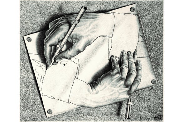 M. C. Escher's Exhibition in Brooklyn Opened My Eyes