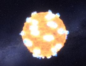 The Earliest Flash of a Supernova, Captured for the First Time