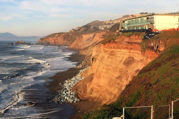 Our Coastlines Are Eroding, Along with Our Democratic Norms and Institutions