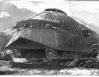 New Technology for 1916: Tanks