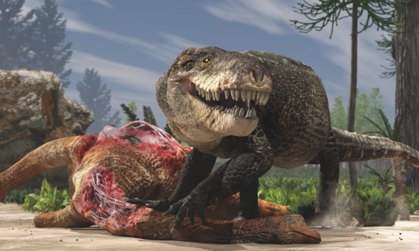 Paleo Profile: The Large Ancestor Lizard