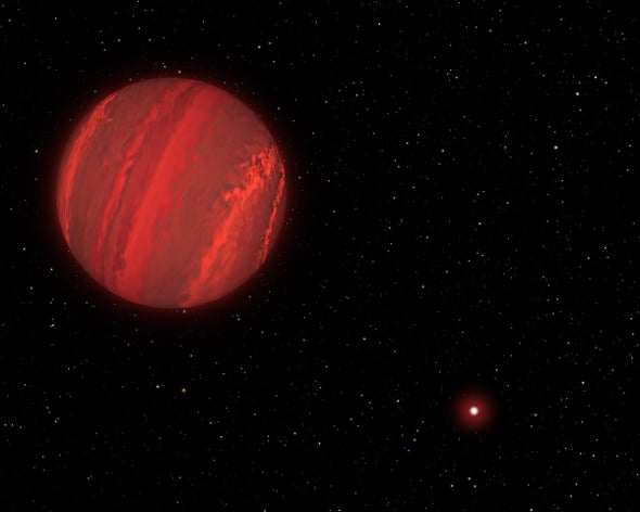 Hot Exoplanet Reveals Its Spin