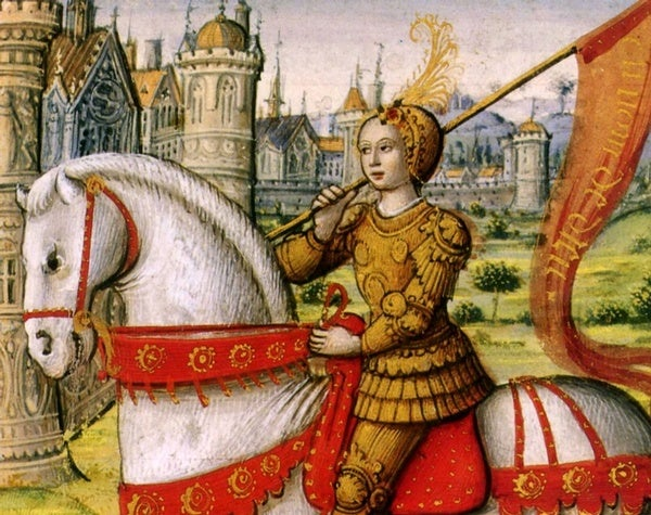 David Byrne's Joan of Arc: Into the Fire