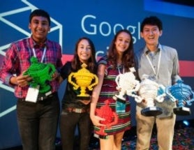 Google Science Fair 2013 Finalist Gala