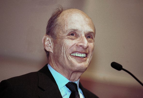 Nobel Laureate Paul Greengard Kept Churning Out Ideas for New Drugs after Turning 90
