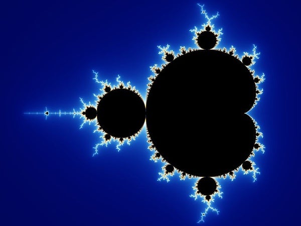 A Few of My Favorite Spaces: The Mandelbrot Set