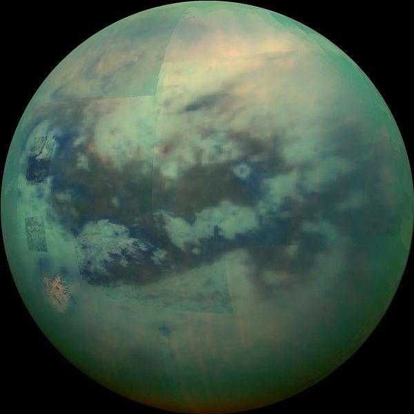 Kolonisasi Titan di Masa Depan