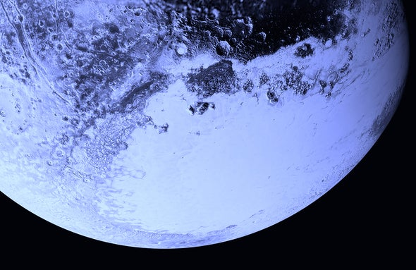 Will Pluto Be the Last Habitable World?