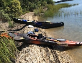 The Lawson Trek: Paddling the Intracoastal Waterway