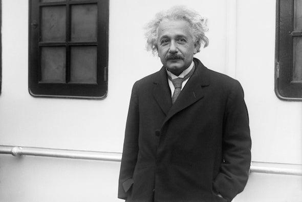 Einstein and the Quantum