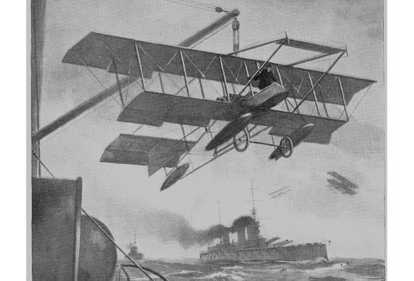Naval Aviation, 1916