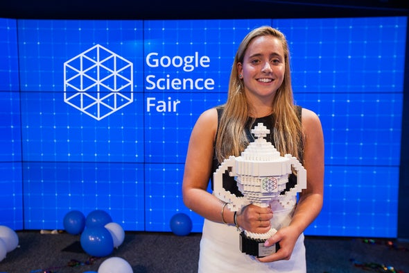Teens Who Won Google Science Fair Took a Leap of Imagination