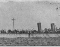 First Sea Battle of World War I