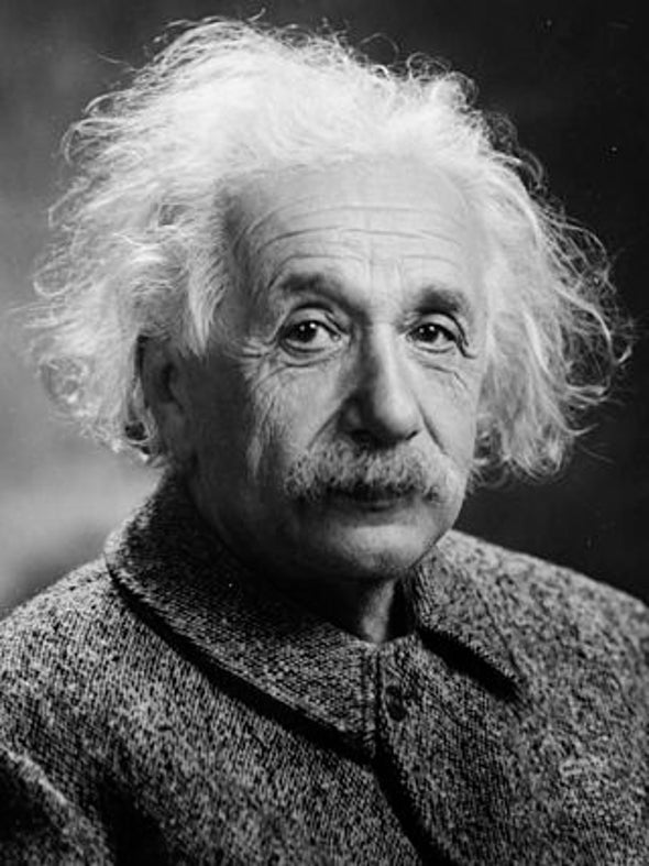 Why There Will Never Be Another Einstein
