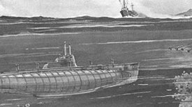 Electronics Fight Submarines, 1915