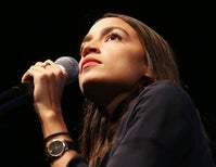 Dear Rep. Ocasio-Cortez, Please Work to End War