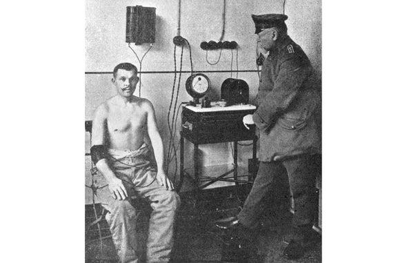Healing the Wounds of War, 1916