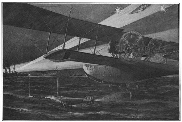 Novel Torpedo, 1915