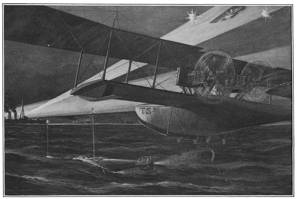 Novel Torpedo, 1915