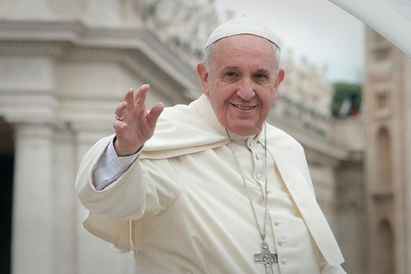 Ideology Subsumes Empiricism in Pope's Climate Encyclical