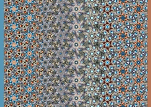 Impossible Wallpaper and Mystery Curves: Exploring Symmetry in Mathematics and Art