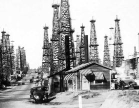 Photo Friday: California's Signal Hill Oil Field (1930)