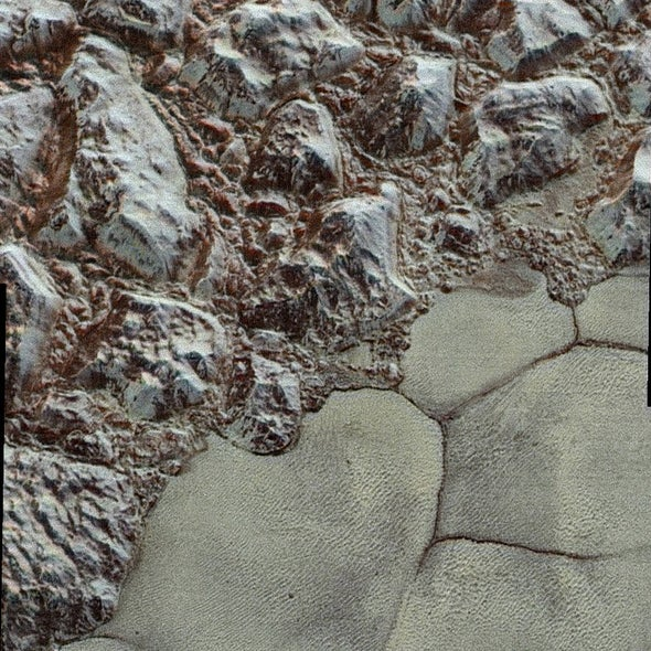 The Incredible Geology of Pluto