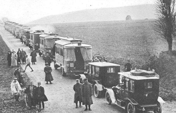 Siege of Verdun: Supplying the Defenders, 1916