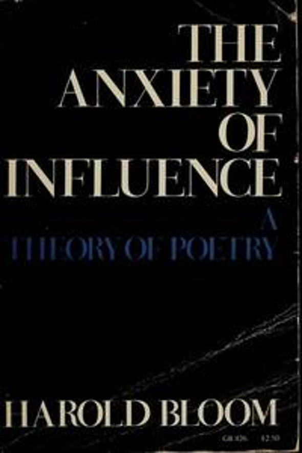 """Einstein, """"The Anxiety of Influence"""" and """"The End of Science"""""""