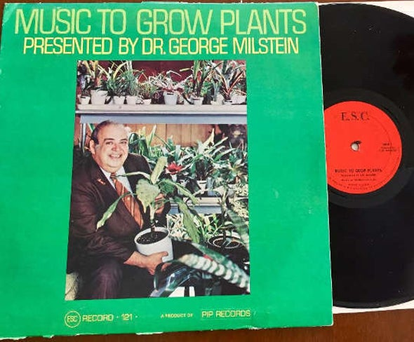 Music for the Space Age Houseplant