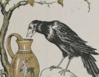 Crows Like My Pal George Aren't Just Smart, They're Also Jokers