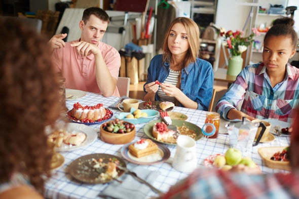 This Thanksgiving Pass the Stuffing--and Don't Pass on the Discussion of Social Issues