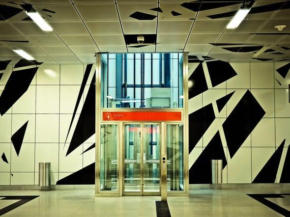 The Art of the Elevator Dodge