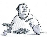 Is Money Like Food?