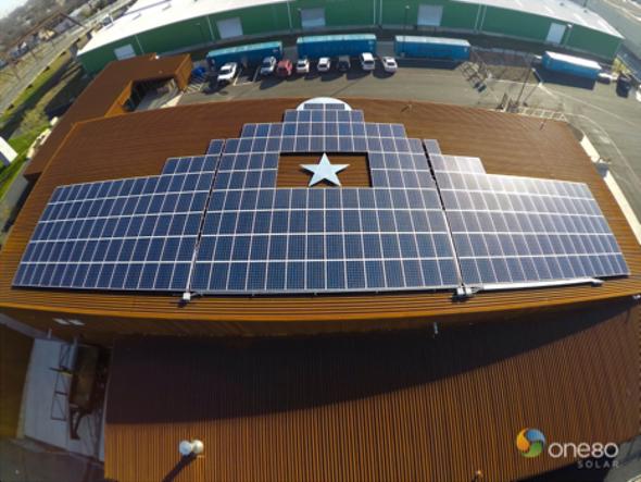 Turning Utility into Texas-Size Solar Art
