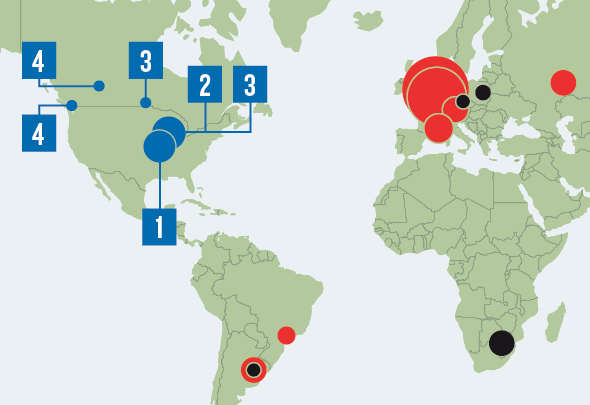 Visualizing the Medical Isotope Crisis